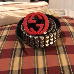 Gucci belt buckle